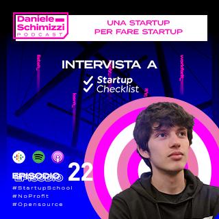 Episodio 22 | Una startup per fare Startup – Intervista a Startup Checklist